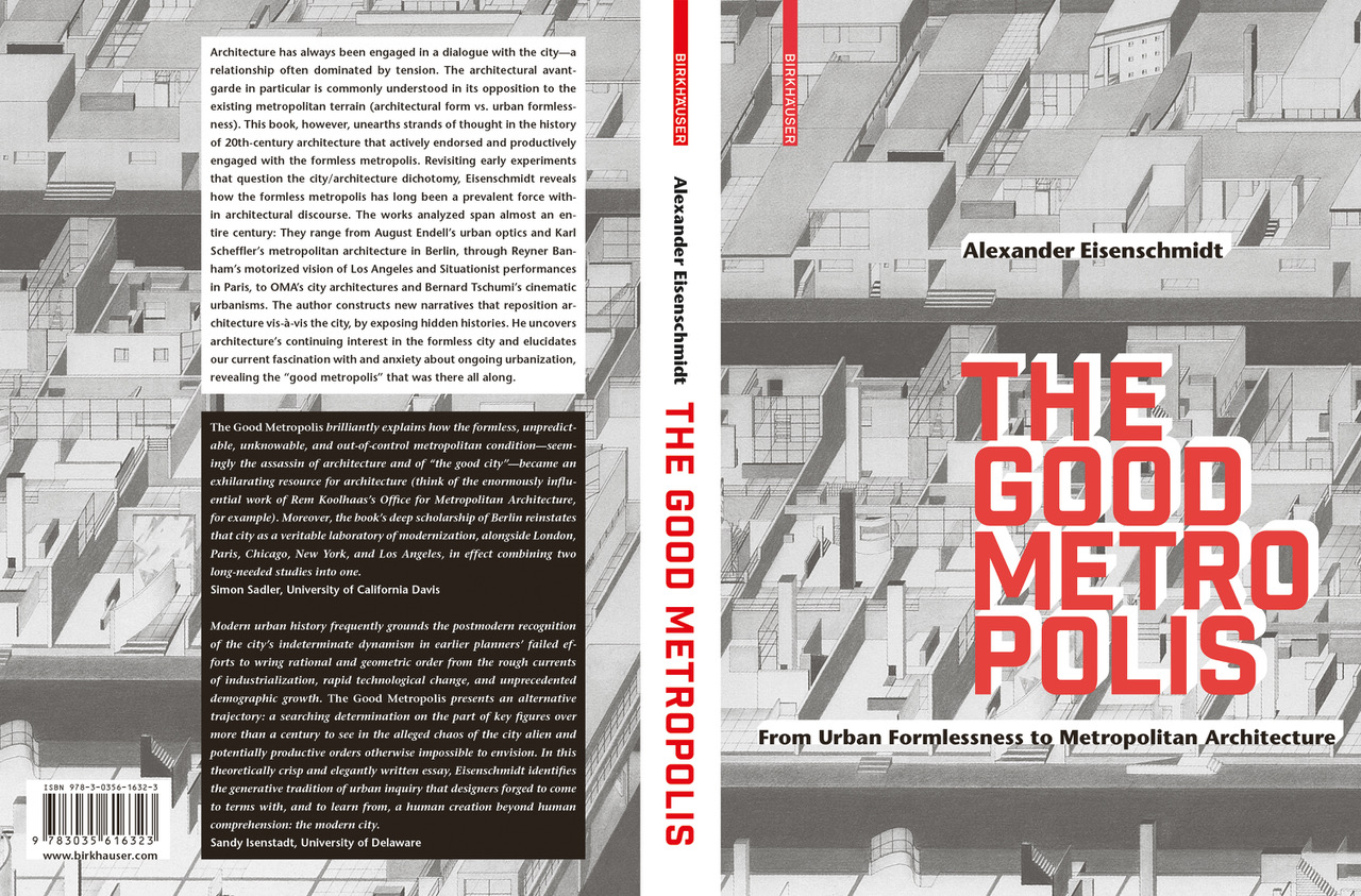 Good Metropolis cover