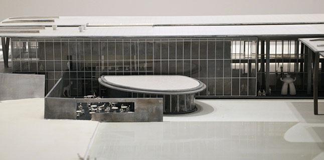 Wrightwood 659 Tadao Ando model