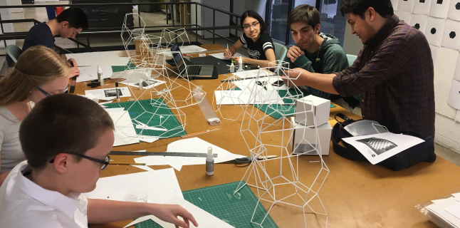 UIC HiArch High School Summer Architecture Program