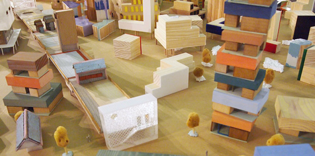 Third Year Graduate Spring Research Studio, Paul Preissner, UIC School of Architecture, Spring 2015
