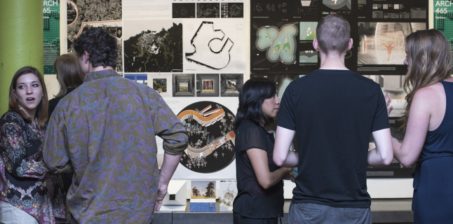 UIC School of Architecture, Year End Show