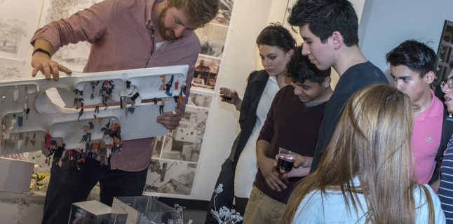 Year End Show, UIC School of Architecture