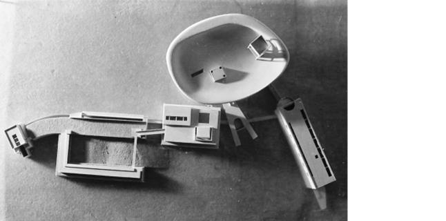 Doug Garofalo. Asylum for Subjective Realities, 1987