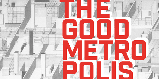 The Good Metropolis cover detail