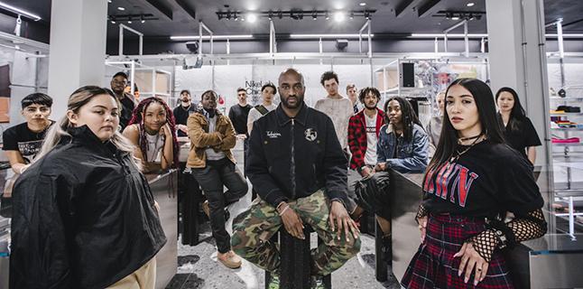 NikeLab Chicago Re-Creation Center