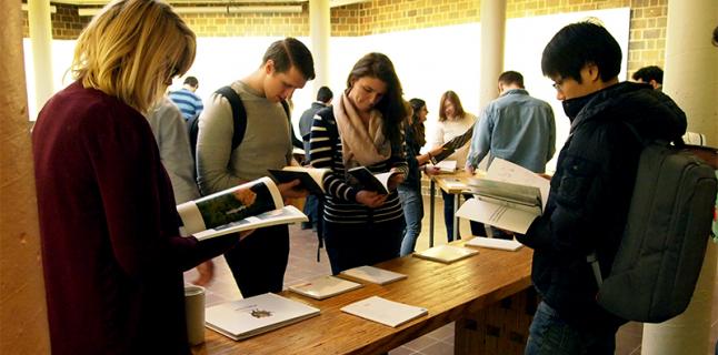 Wednesday Episode, Portfolio Day Voting, UIC School of Architecture