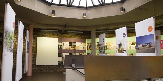 Spring 2015 Faculty Exhibition