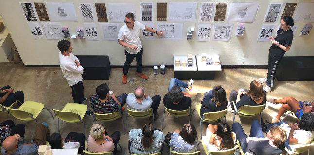 YArch summer architecture program